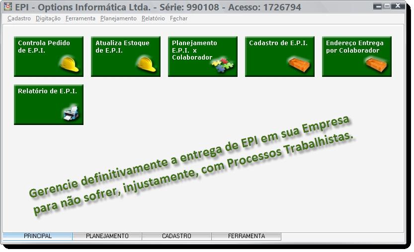 bf45251ef3d4b Gerencie definitivamente a entrega de EPI em sua Empresa para não sofrer,  injustamente, com Processos Trabalhistas.